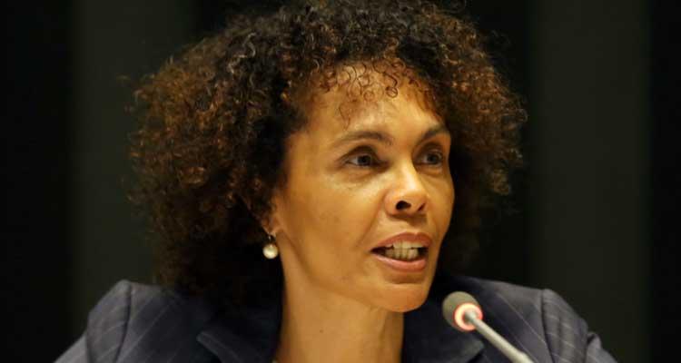Cristina Duarte candidata à presidência do BAD