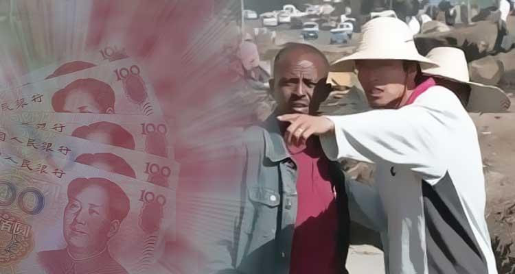 Moçambique está nas mãos da China