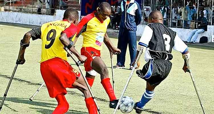 Nacional de futebol para deficientes