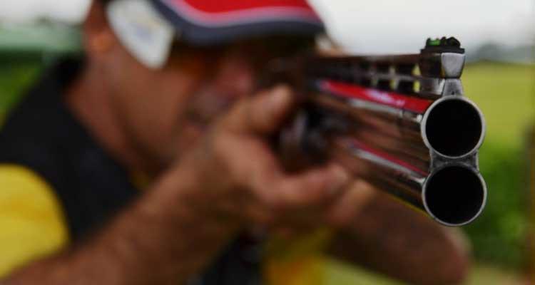 Pesca e tiro é com a malta do Huambo