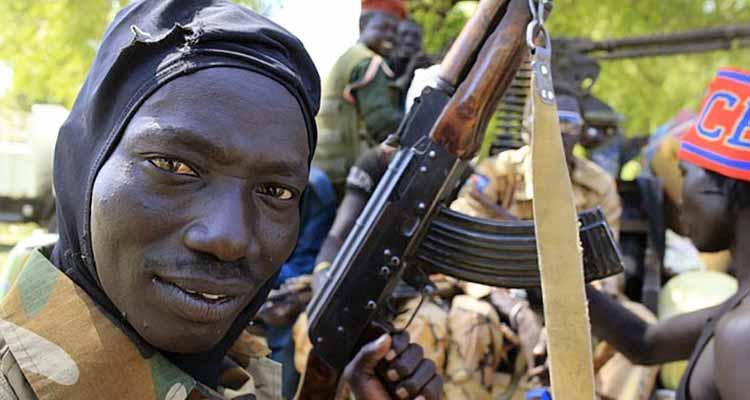 Lei da Selva no Sudão do Sul
