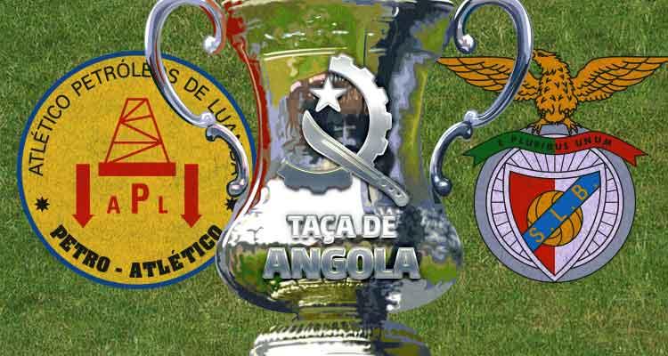 Petro e Benfica. Quem ergue a Taça?