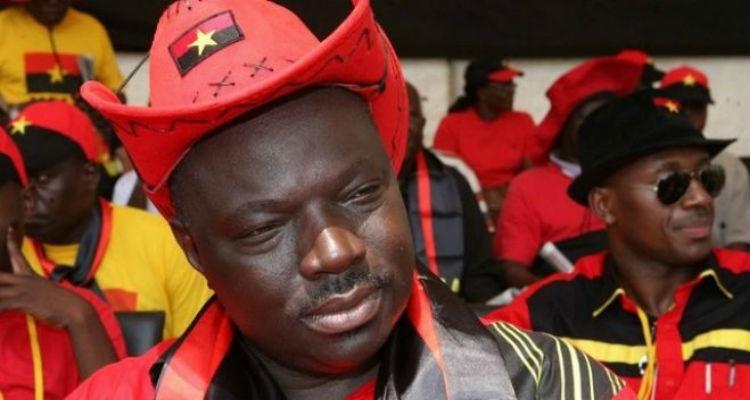 Obviamente, senhor general (de três estrelas) Kangamba!