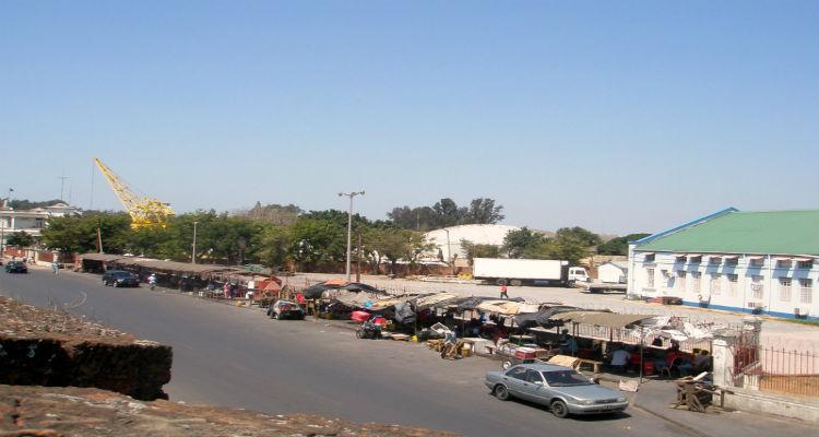Moçambique cresce