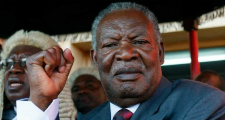 Morreu o Presidente da Zâmbia - Folha 8