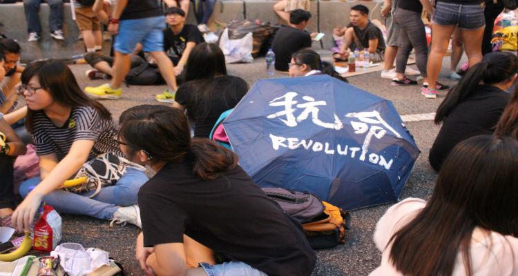 Macau (também) quer democracia