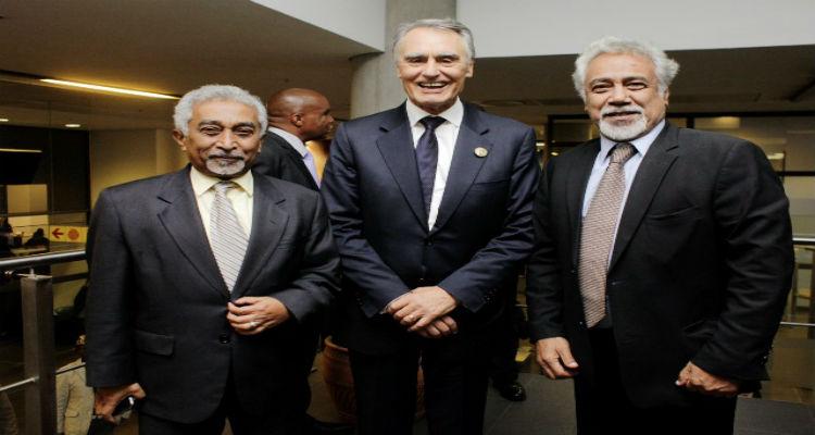 """Parlamento timorense meteu o """"pé na poça"""" - Folha 8"""
