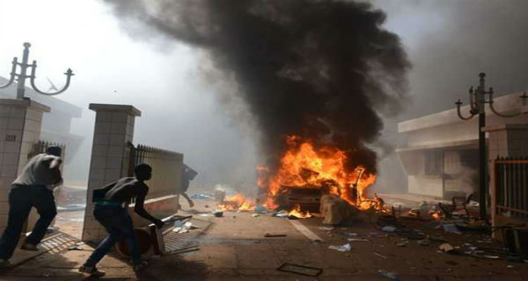 Burkina Faso a ferro e fogo - Folha 8