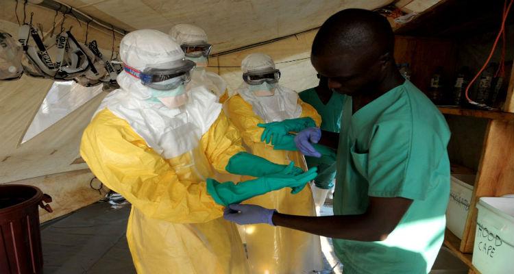 Angola regista primeiro caso suspeito de Ébola - Folha 8