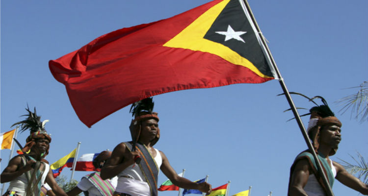 Turistas - Poucos visitam Timor-Leste