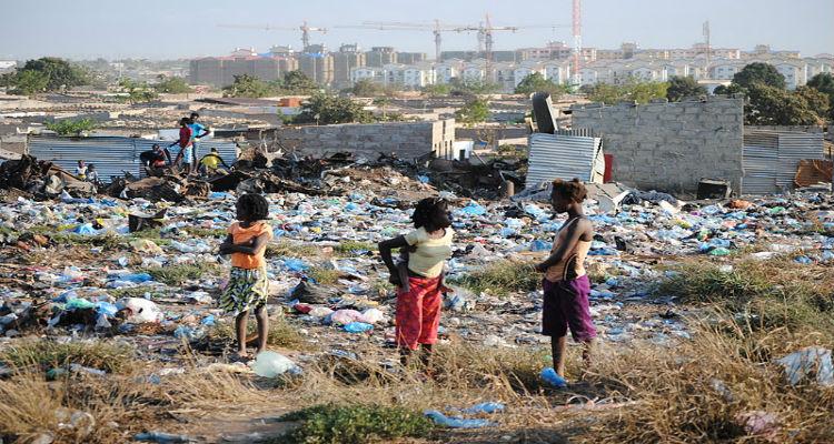PIB de Angola revisto em baixa