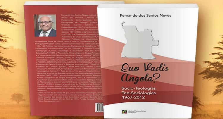 """Quo Vadis Angola?"" na UCCLA - Folha 8"