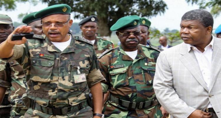 Prontidão militar em Cabinda - Folha 8