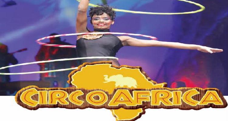 Circo África apresenta-se em Angola - Folha 8