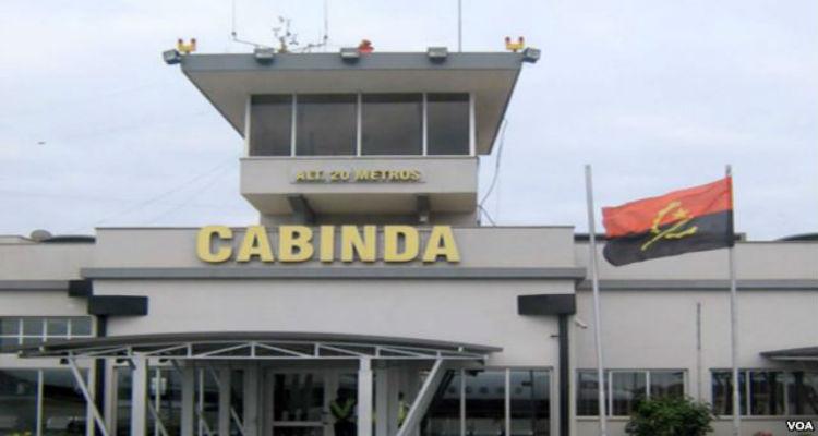"""""""Em Cabinda ninguém pode abrir a boca"""" - Folha 8"""