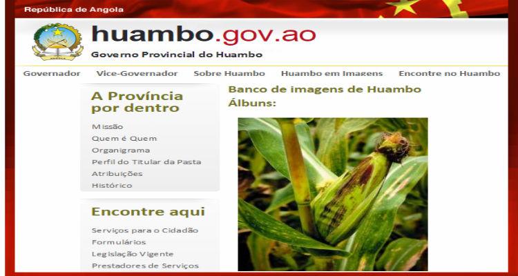 A Província do Huambo existe ou não? - Folha 8