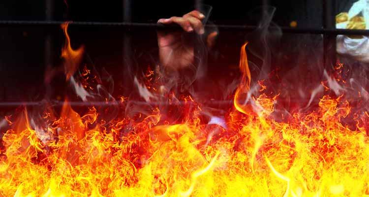 Incêndio na Cadeia da Comarca de Luanda - Folha 8