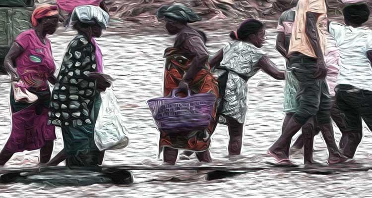 1.500 desalojados pelas chuvas no Zaire - Folha 8
