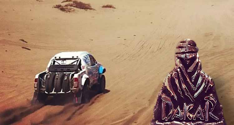 Angola poderá receber Dakar Series em 2015 - Folha 8