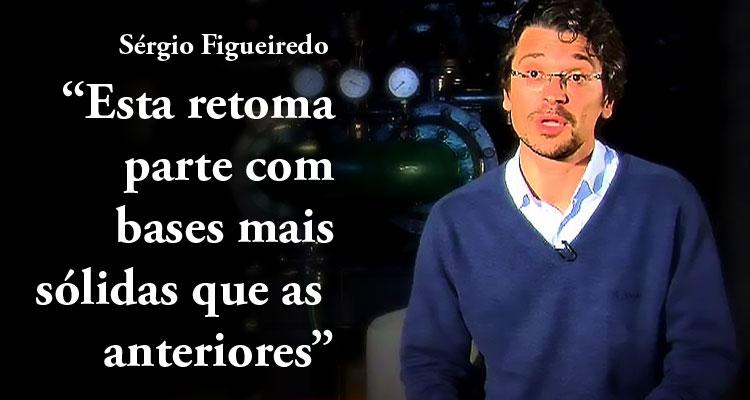 Sérgio Figueiredo - Novo director de informação da TVI