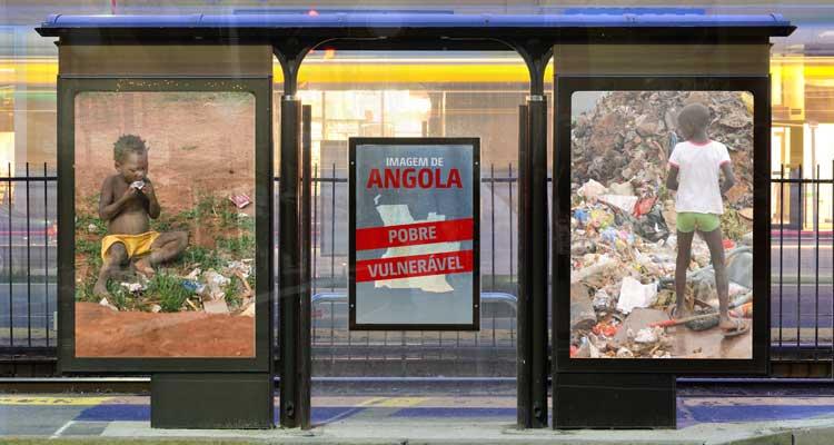 Imagem de Angola? Entre vulnerável e pobre - Folha 8
