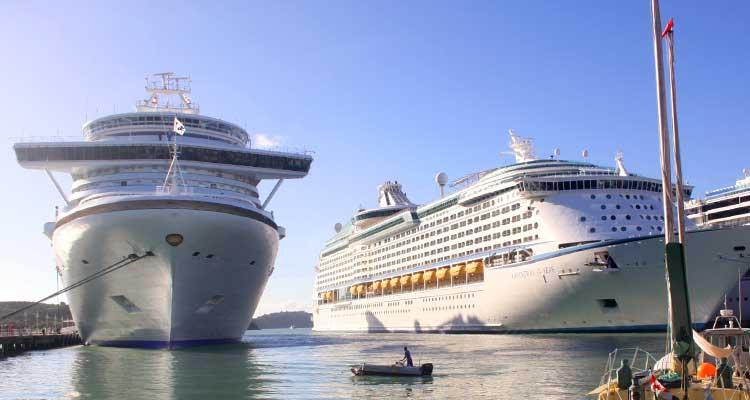 Vamos atrair turistas de navios de cruzeiro para o Lobito e Namibe