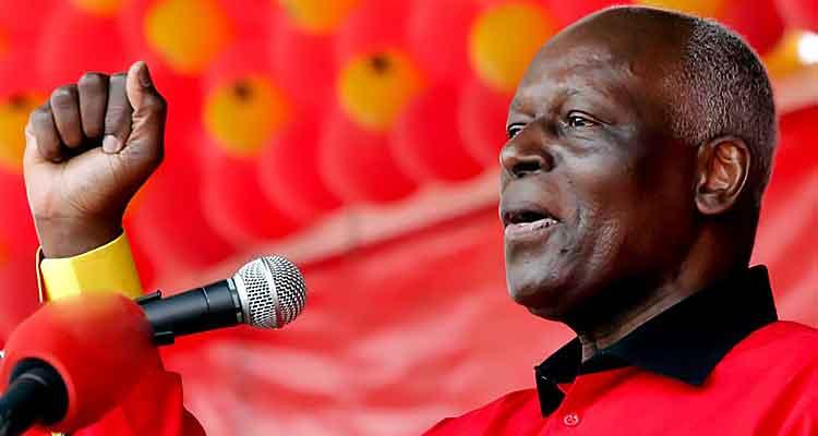 Presidente do MPLA quer (mais) democracia - Folha 8