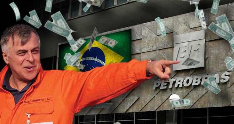 Corrupção no Brasil. Eia! tantos (mas há muitos mais) - Folha 8