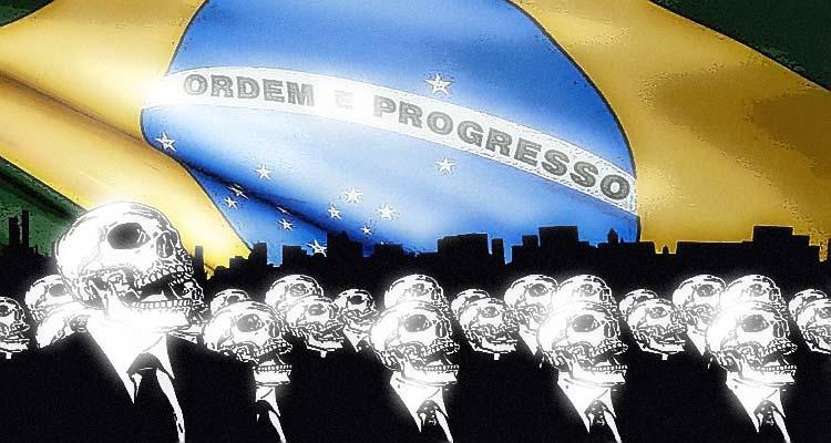 """Brasil é um país """"extremamente corrupto"""" - Folha 8"""