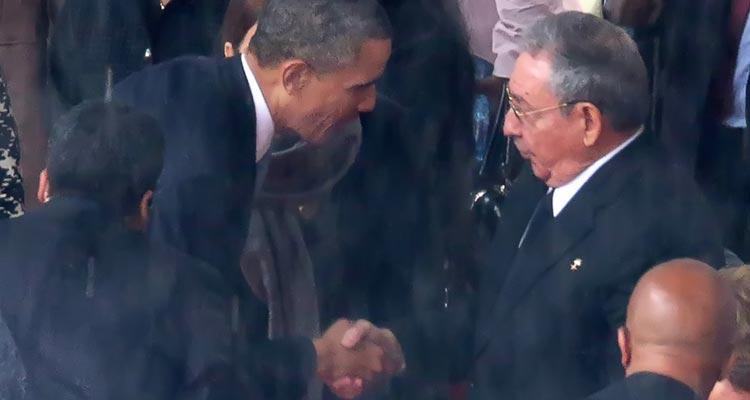 Nova era entre EUA e Cuba - Folha 8