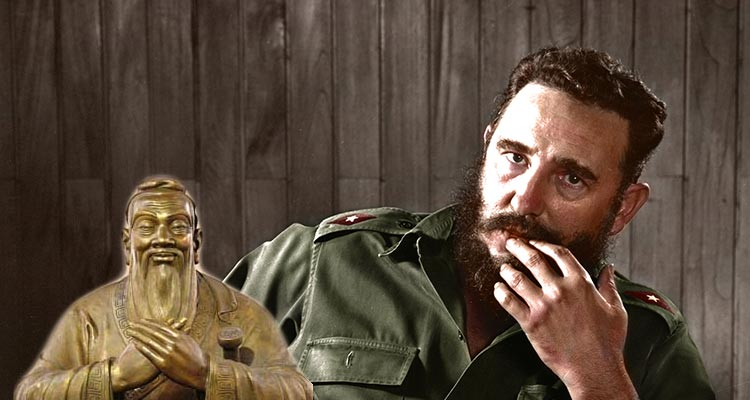 China atribui prémio da paz a Fidel Castro - Folha 8