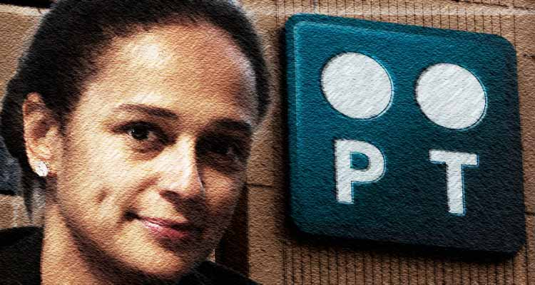 """PT SGPS tenta um """"KO"""" a Isabel dos Santos - Folha 8"""