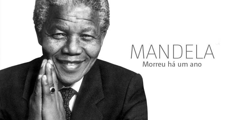 Mandela morreu há um ano - Folha 8