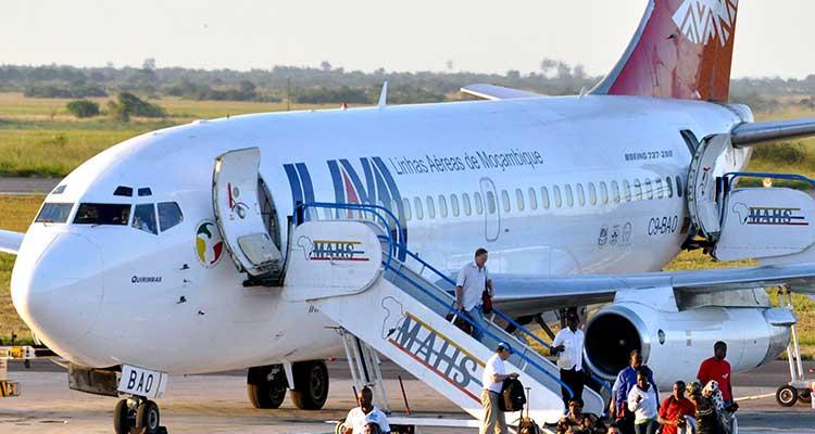 """""""Lista negra"""" de companhias aéreas - Folha 8"""
