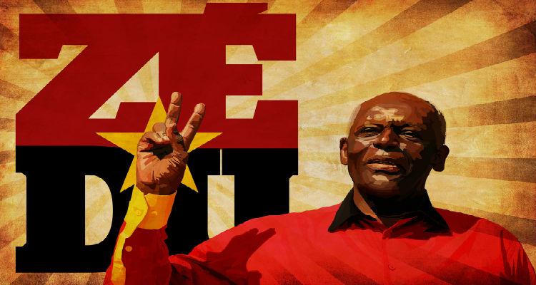 """Angola parou (e ajoelhou) para saudar o """"querido líder"""" - Folha 8"""