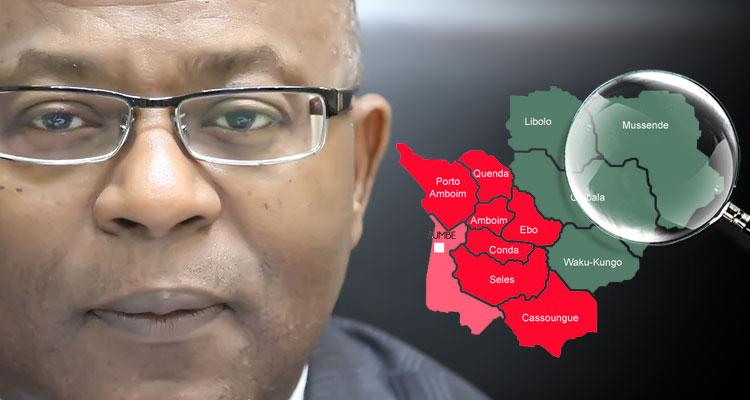 Director Nacional do Património do Estado é um novo latifundiário - Folha 8
