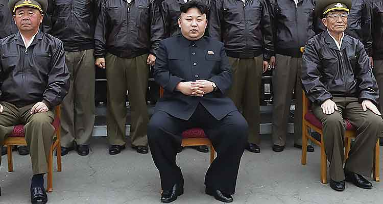Convidem Kim Jong-un! - Folha 8