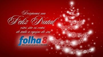 Feliz Natal - Folha 8