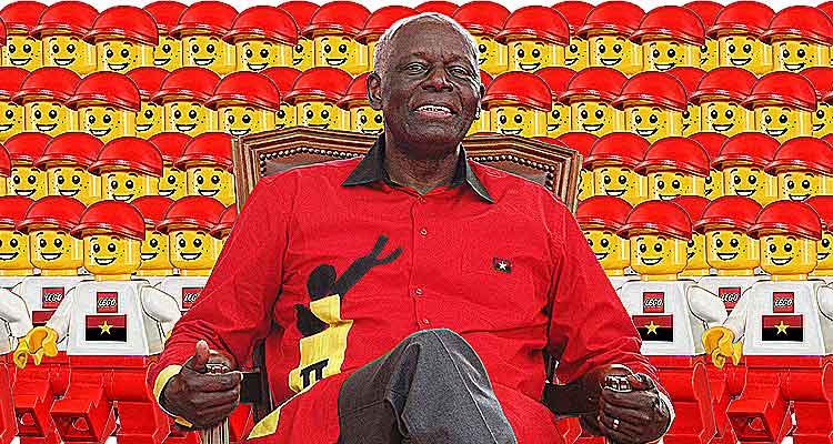 MPLA procura militantes de outras nacionalidades - Folha 8