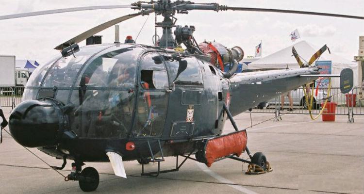 Queda de helicóptero provoca dois feridos graves - Folha 8