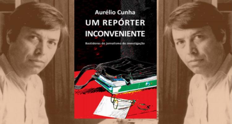 Repórter (muito) inconveniente - Folha 8