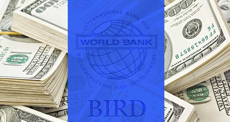 Angola compra participação no BIRD - Folha 8