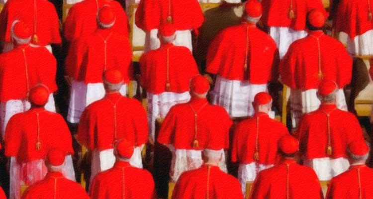 Vaticano tem sete cardeais lusófonos com direito a voto - Folha 8
