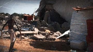 UNITA contesta abuso de poder nas demolições - Folha 8