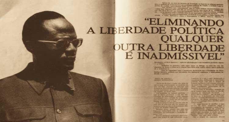 Antigos combatentes da FNLA combatem agora pelo diálogo - Folha 8
