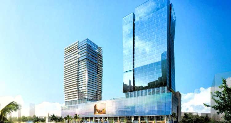 Centro comercial Kinaxixi terá 220 lojas e sete cinemas - Follha 8