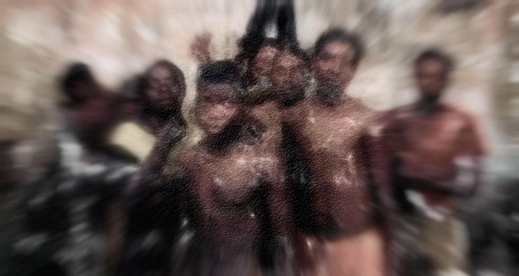 Rebelião de presos em Cabinda - Folha 8