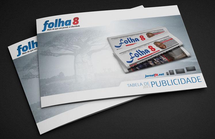 Tabela de Publicidade Folha 8 de 2015