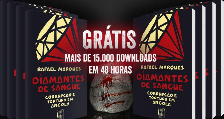 Diamantes de Sangue regista mais de 15 mil downloads - Folha 8