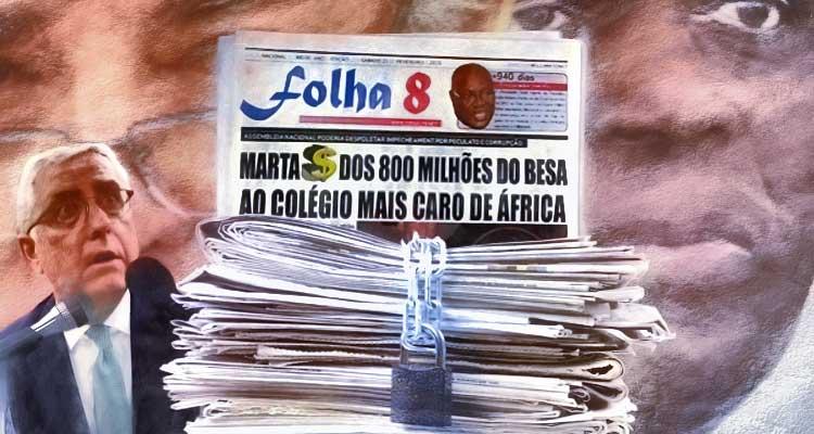 Folha 8 entala deputados, ou burocratas, portugueses - Folha 8